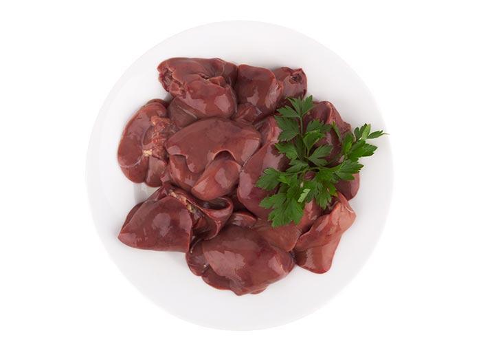 chicken-liver EU Halal Poland