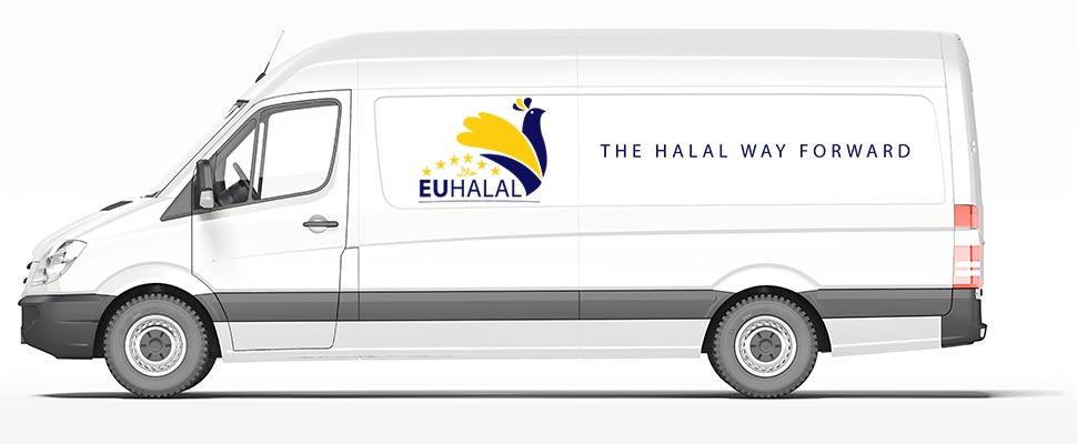 van EU Halal Poland