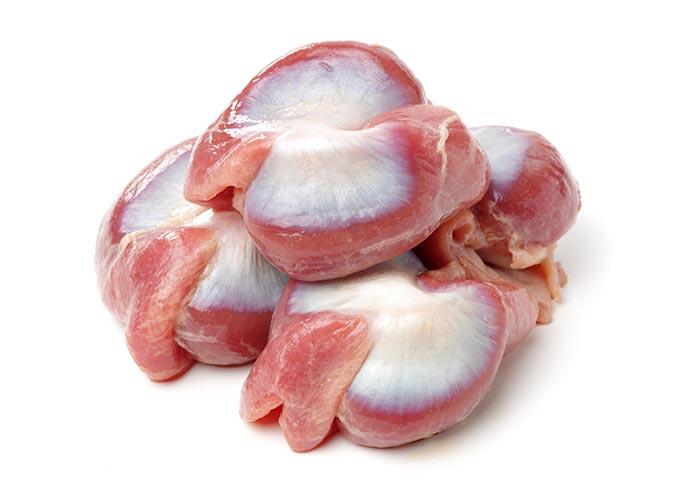 chicken-gizzard EU Halal Poland
